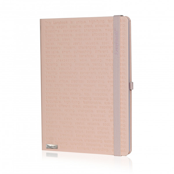 Lanybook The One IV rosa