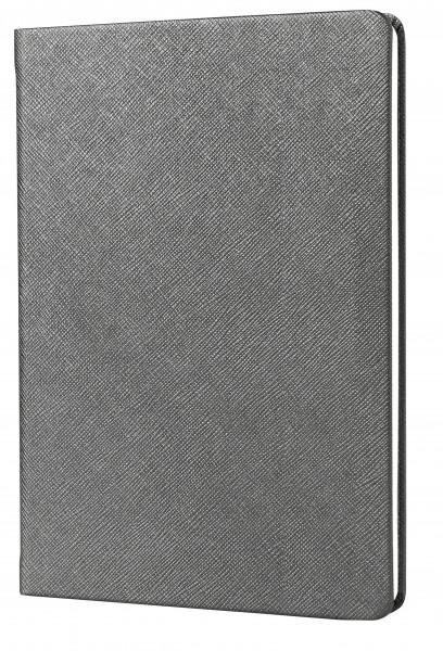 Lanybook light SaffianoTouch grey